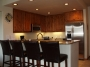 Gourmet Kitchen Granite Counters, Stainless Steel Appliances